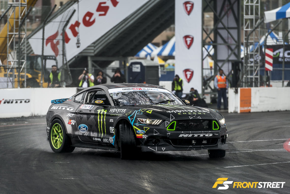 2016 Formula Drift Long Beach